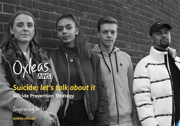 Oxleas Strategies Suicide Prevention Strategy