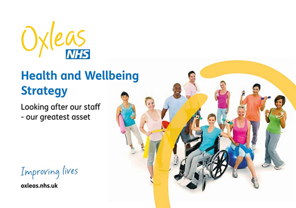 Oxleas Strategies Health and Wellbeing Strategy